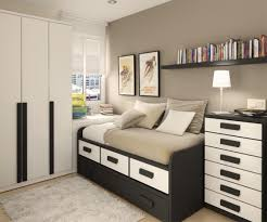 Decorating A Small Bedroom Exquisite Small Kids Bedroom Design Ideas With Grey Paint Wall