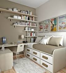 Study Table And Bookshelf Designs Bedroom 18 Beautiful Bedroom Designs With Creative Storage Ideas