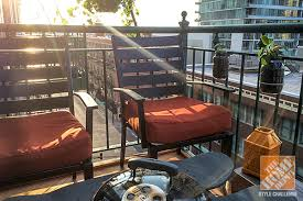 this is the coolest apartment balcony in chicago