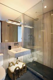 bathroom remodeling bathroom ideas by square glass wall on the