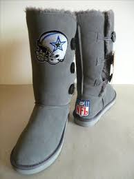 ugg sale dallas cheap womens nfl ugg boots grey for sale