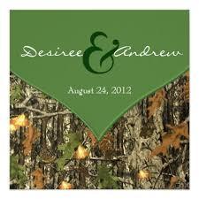 Camo Wedding Invitations 26 Best Camouflage Wedding Invitations Images On Pinterest