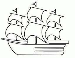 simple drawing of a boat how to draw a pirate ship step step boats