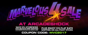 ls plus open box promo code news arcade shock