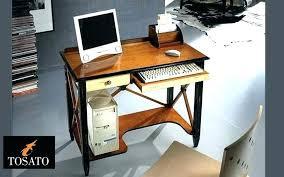 ordinateur portable ou de bureau bureau pour pc portable et imprimante meuble bureau salon meubles