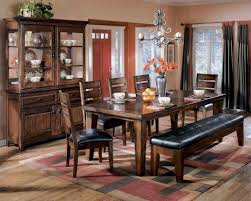 d442 09 larchmont extra large upholstered dining room bench