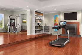 treadmill in living room residential gallery room planner us fitness products