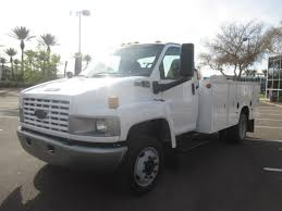 2006 Ford F250 Utility Truck - used 2006 chevrolet kodiak c4500 service utility truck for sale