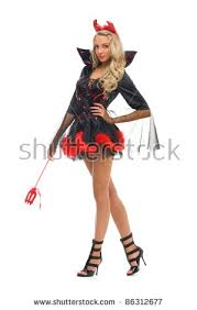 Halloween Costumes Devil Woman Devil Woman Stock Images Royalty Free Images U0026 Vectors Shutterstock