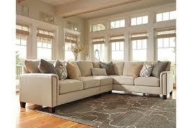 3 piece living room furniture kieman 3 piece sectional ashley furniture homestore