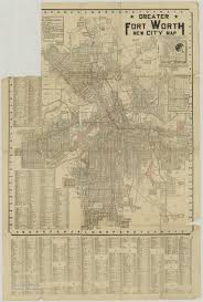 Map Of Dallas Ft Worth Area by