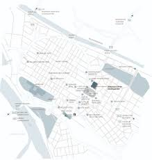 Koblenz Germany Map by About Mannheim