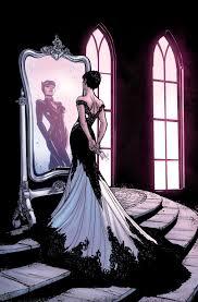 the wedding dress dc reveals s wedding dress for batman marriage nerdist