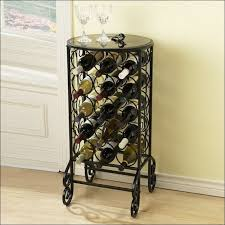 dining room awesome iron wall wine rack metal wine racks canada