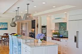 Galvanized Pendant Light Family Beach Picture Ideas Kitchen Traditional With Sailboat