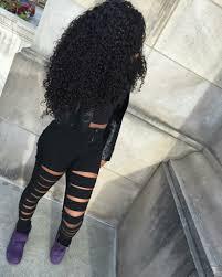 black hair for the beach best virgin indian beach curly human hair extensions thehairbin