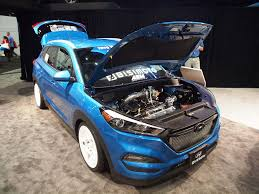 porsche bisimoto 700hp 2016 hyundai tucson by bisimoto engineering