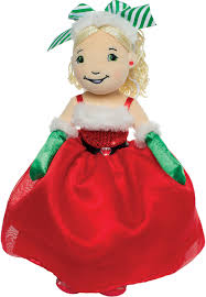 groovy girls christmas belle holiday doll amazing toys
