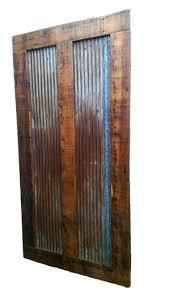 Reclaimed Wood Barn Doors by Reclaimed Barn Wood Sliding Door White Cedar Barnwood