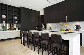 architecture black wooden kitchen cabinet in inspiring