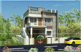 120 sq ft 1289 sq ft 4 bedroom modern tamil house design home design simple