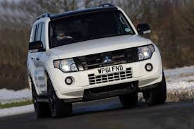 mitsubishi black old mitsubishi shogun review auto express