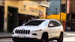 rose gold jeep cherokee musique pub nouvelle jeep cherokee 2014 youtube