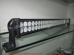 cheap ship 42 3w leds auto led work light bar 240w led offroad