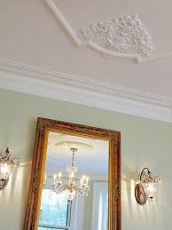Large Crown Wall Decor Gorgeous Ceiling And Wall Decor Www Invitinghome Com Medallions