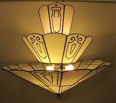 Deco Lighting Fixtures Large Deco Theatre Light Fixture Deco Deco Decor