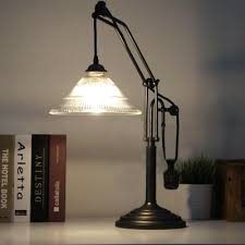 Vintage Table Lamp Shades Glass Shades For Table Lamps With Farmhouse Style 1 Light Single