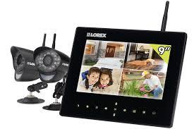 home wireless security system lorex