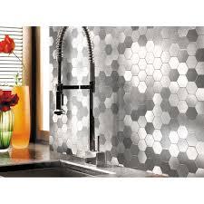 Best  Self Adhesive Wall Tiles Ideas On Pinterest Adhesive - Peel n stick backsplash