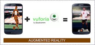 android studio vuforia tutorial how to create an augmented reality app