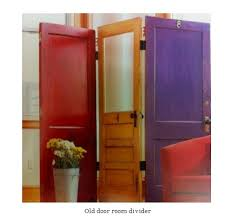 Room Divider Doors by 20 Best Recycled Doors Images On Pinterest Room Dividers Old