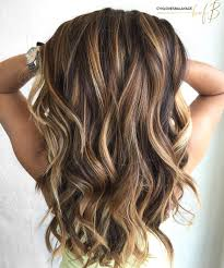 light brown hair color with blonde highlights 60 looks with caramel highlights on brown and dark brown hair