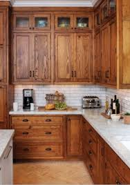 brown stained kitchen cabinets timeless kitchens 11 kitchens with stained cabinets