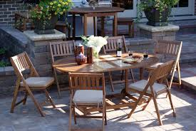 7 Piece Patio Dining Sets - outdoor interiors s10666g 7 piece patio dining set review best