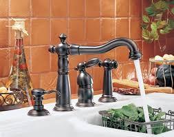 delta bronze kitchen faucets captainwalt com