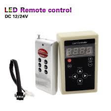 led strip light controller 133 colors conterter rf remote dc12v 24v 6803 ic colorful magic