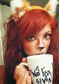 Halloween Costumes Redheads 25 Fox Halloween Costume Ideas Fox Costume