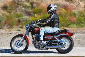 what is the difference between a honda rebel 250 and a yamaha