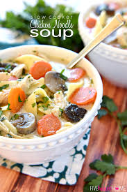 get well soon soup the best cooker chicken noodle soup