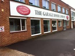 the garage door company southampton showroom