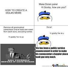 How To Meme - rmx how to create a dolan meme by skarletfiasco meme center