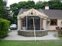Adding Sunroom Adding A Conservatory To A Bungalow In Ireland