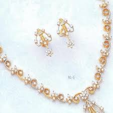 cubic zirconia necklace sets images Cz necklace set view specifications details of cubic zirconia jpg