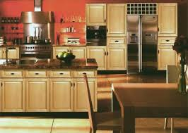 colors for kitchen walls with oak cabinets pictures staining oak