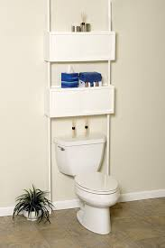 Above Toilet Cabinet Amazon Com Zenith Products 3772w Double Cabinet Space Saver Over