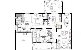 bungalow floorplans inspiring open concept bungalow house plans 20 photo building